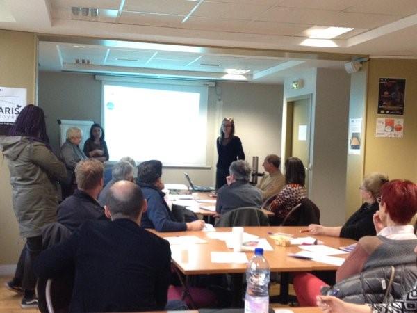 Ateliers de regroupement de projets au Budget participatif 2016 – Mairie du 12e