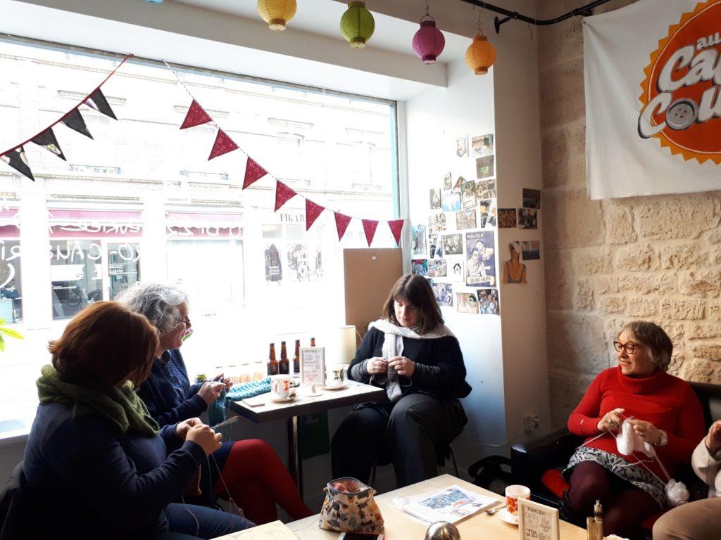 Au Café Couture de Rouen